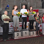 Premiazione categorie adulti, donne over 45